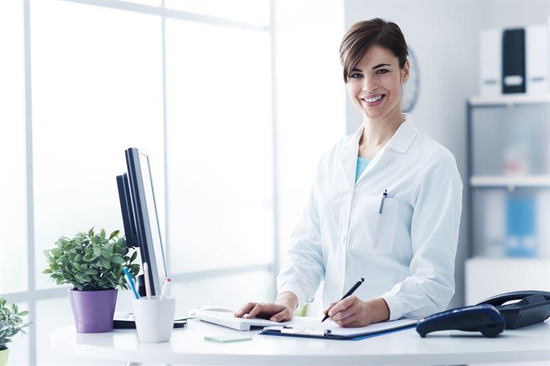 Odzież medyczna dla lekarzy