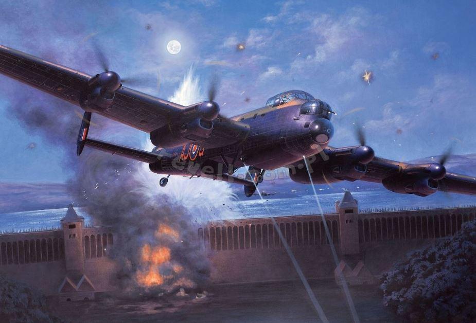 samoloty wojskowe do sklejania